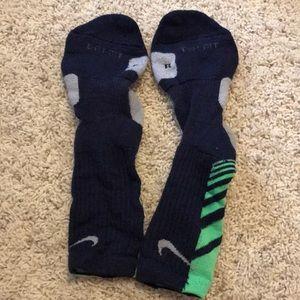 Nike dri fit socks